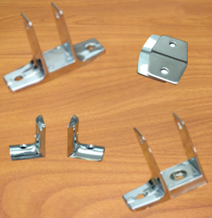 Stainless Steel Mounting Brackets