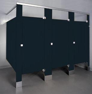 Phenolic Color Thru Bathroom Stalls