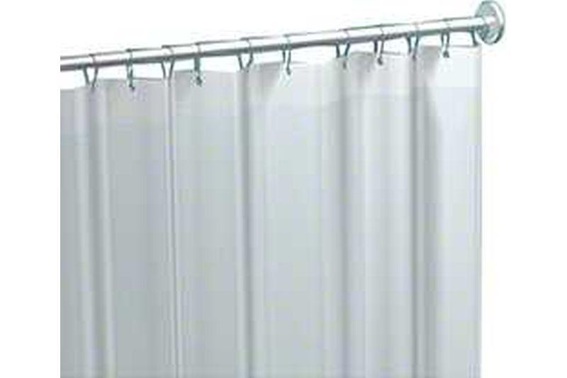 asi 1214 shower curtains 36 42 48 60 72 78. Black Bedroom Furniture Sets. Home Design Ideas